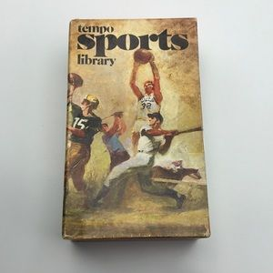 Vintage Temp Sports Collection Books Baseball